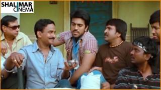 Racha movie || venu madhav & satya krishnan comedy scene  || ram charan, tamanna