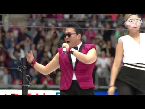 """PSY - """"Gentleman"""" [Live @ Summertime Ball 2013]"""