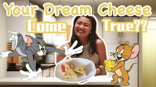 Anime recipeCheese Jelly  Tom &amp Jerry Inspired  Madiskarteng Nanay  Cheese Crazeトムとジェリー風チーズゼリー