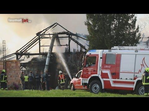 Frontalzusammensto in Regau forderte Todesopfer