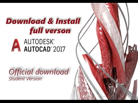 Download AutoCAD : 2017 || How to download and install AutoCAD full version for all | Basic 2 Pro