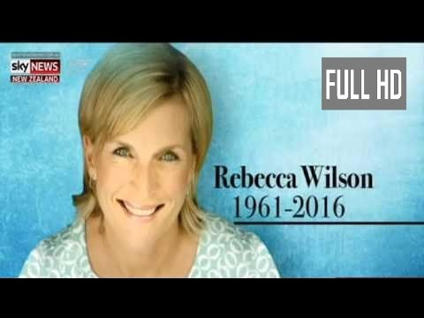 Rebecca Wilson Tribute | 1961 - 2016 | SKY News Australia  / Barack Obama