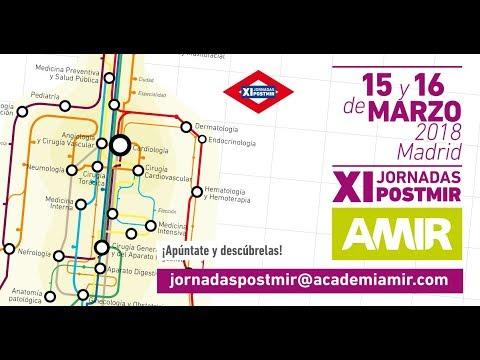 XI Jornadas PostMIR - Academia AMIR