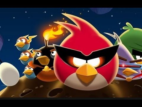 Angry Birds в России. Или Энгри Бёрдс по-русски angrybirds - YouTube