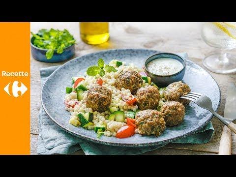 couscous-perlé-aux-boulettes-de-viande-libanaises