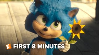 Sonic The Hedgehog Exclusive - First 8 Minutes 2020 | Fandangonow Extras