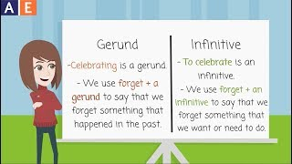 """Gerunds And Infinitives After """"forget"""""""