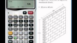 Ingenieria Civil - Cálculo del Número de Blocks Necesarios para la Construcción de un Muro