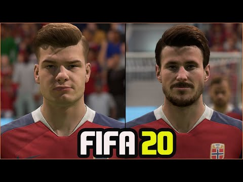 fifa-20- -all-norway-players-real-faces