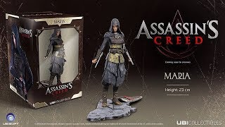 РАСПАКОВКА | UNBOXING — Assassin's Creed: Кредо Фигурка Мария [UBICOLLECTIBLES]