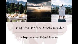 Detox Wochenende in Südtirol