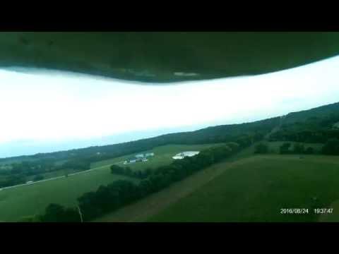 Mid Missouri Modelers Field. HD RunCam2 on Escapade RC plane