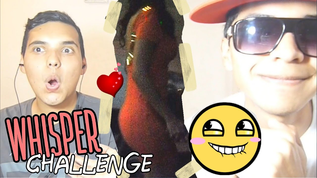 Download #WhisperChallenge | Parchese Pues!.▪
