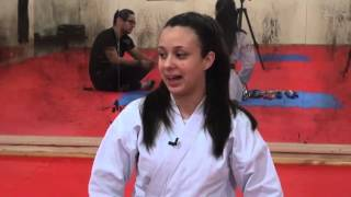Baixar Karate: Conheça Caroline Valtrick