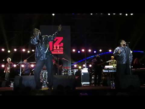 【Strawberry Alice】11th JZ Festival Shanghai: The Earth, Wind & Fire , 17/10/2015.