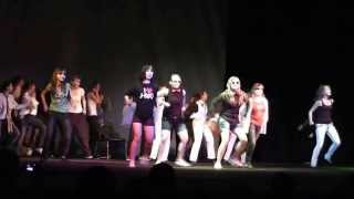 PSY-Oppa Gangnam style (Dance cover by F L Y High)