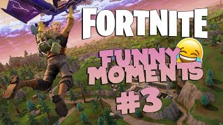 FORTNITE FUNNY MOMENTS #3 - (Mirkudde) w/Angy1099, Gialessandro, RedDavide