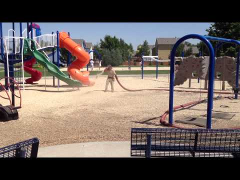 Ground Solutions - Playground Installation