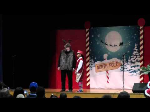 Rudolph Rides Again - Fairfield Magnet School of Math and Science