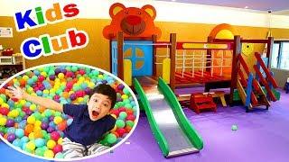 วันแสนสนุกของสกายเลอร์ ep 2 คิดส์คลับ บ้านบอล ที่โรงแรม Balcony | FUN INDOOR PLAYGROUND FOR KIDS