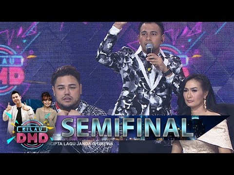 Waduh, Raffi Ahmad & Ivan Gunawan Belum Bayar Lagu [JANDANYA AYU TING TING] - Semifinal DMD (26/1)