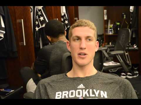 Mason Plumlee interview Nba Mak