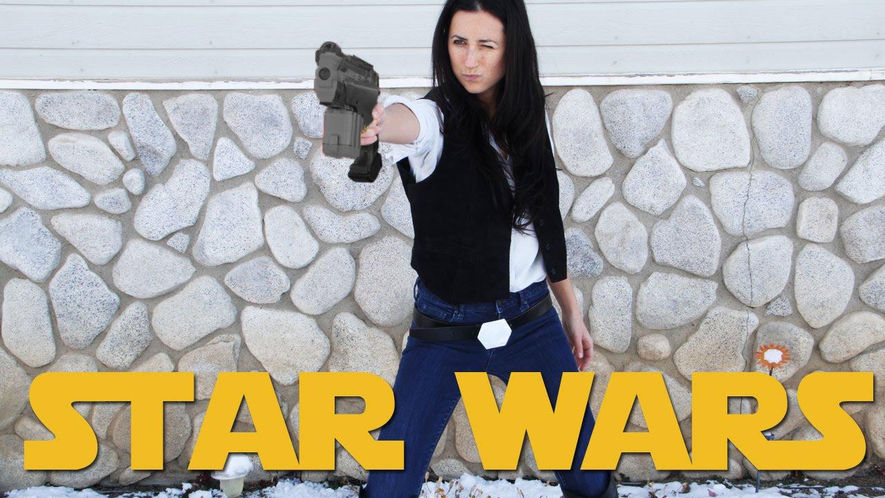 Last Minute Star Wars Costumes Youtube