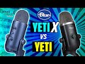 Blue Yeti X vs Blue Yeti | Review - Is this the Best Microphone for YouTube?