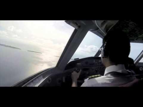 Life as a Dash8 pilot in Maldives