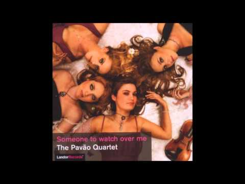 15. Cheek To Cheek - Someone To Watch Over Me - The Pavão Quartet