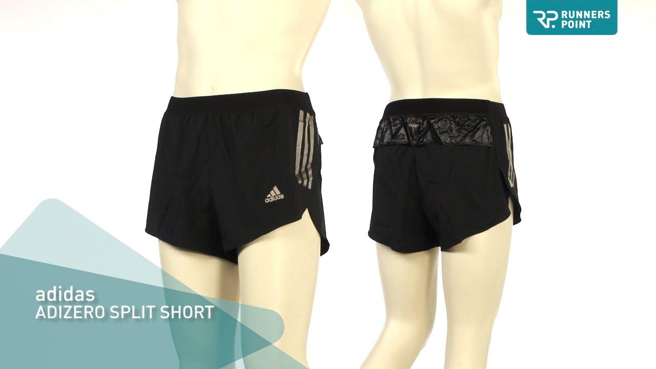 Adizero adidas Adidas Short Split Split 4Rj3q5AL