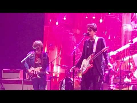 John Mayer | Live in Concert at the Los Angeles Forum, 4/21/17 | Come Pick Me Up with Ryan Adams