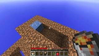Minecraft with my bro! Episodul 8 : Generator de piatra!