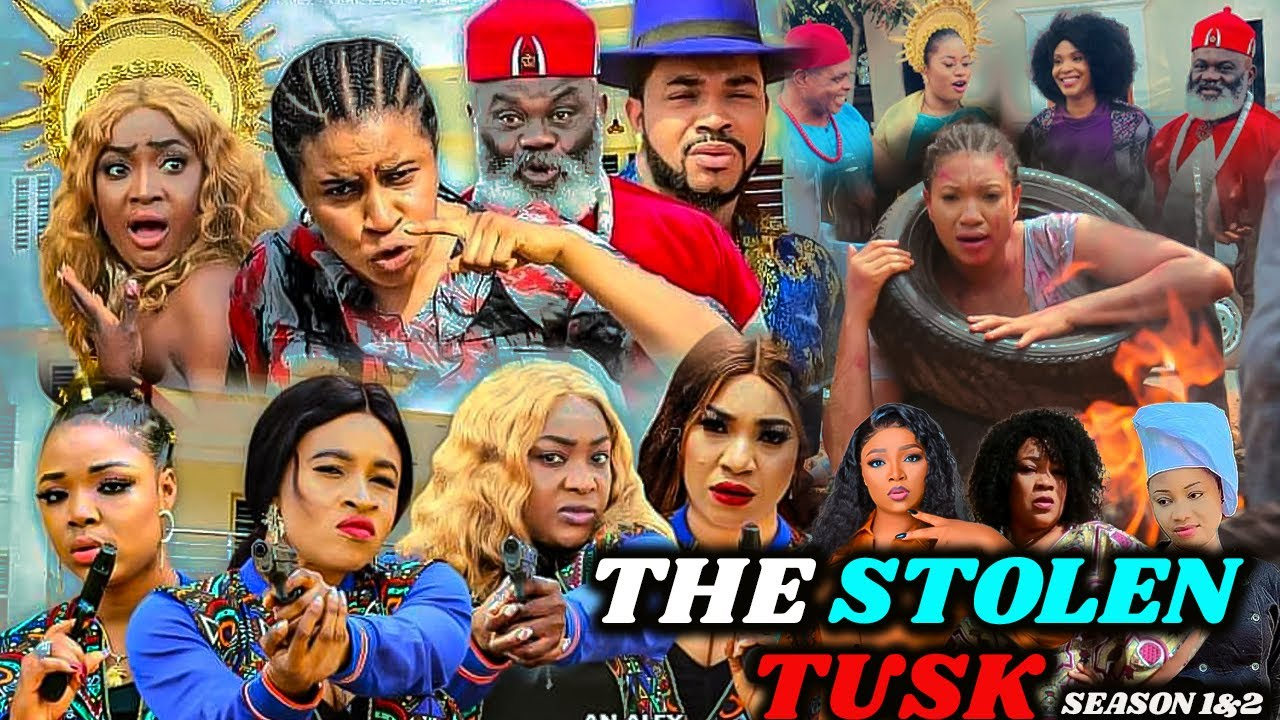 Download THE STOLEN TUSK SEASON 1AND2 | HARRY B NEW HIT MOVIE 2020  NIGERIAN NOLLYWOOD MOVIE