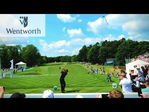 My Day At The 2017 BMW Championship European Tour Golf Event (Wentworth)