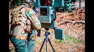 camero xaver 800 tactical hrough the wall imaging solution