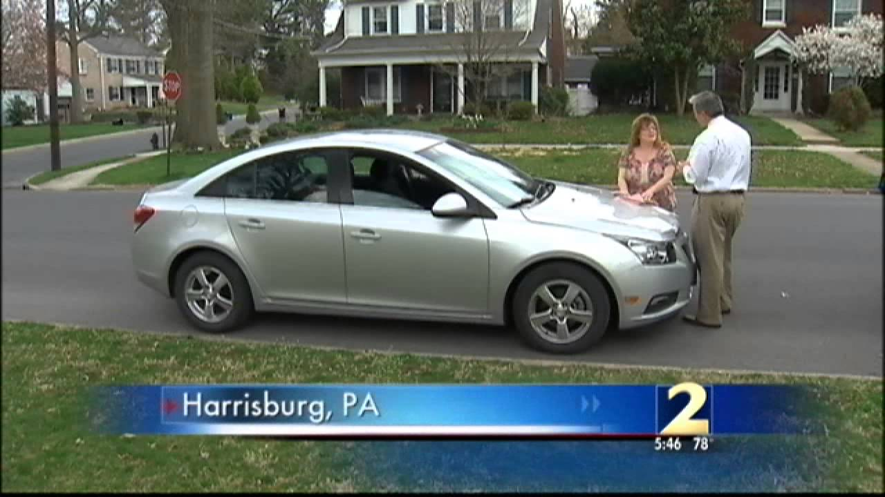 Drivers report nauseating stench in Chevy Cruze
