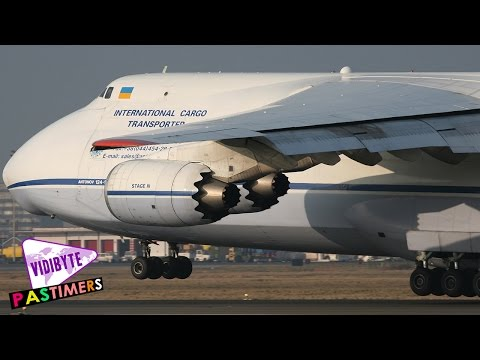 Top 10 Biggest Cargo Aircraft In the World 2016 || Pastimers