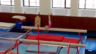 Спортивная гимнастика. Бревно. 1 юношеский разряд