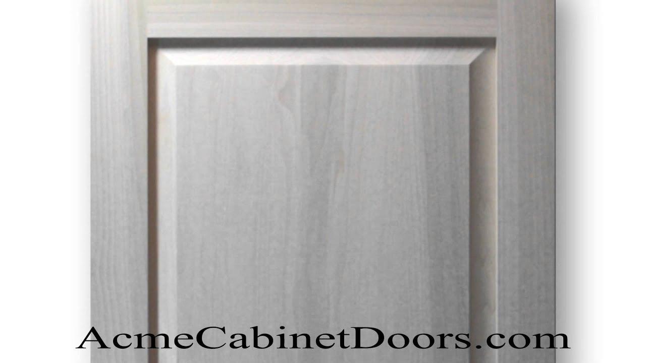 Poplar For Cabinets Paint Grade Shaker Raised Panel Cabinet Door Poplar Panel Youtube