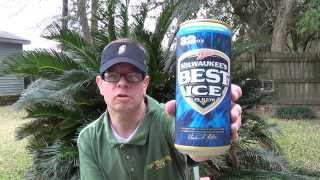 The Ice Beer Project: Milwaukee's Best Ice