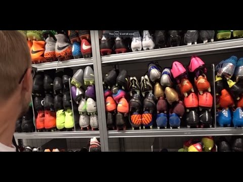 FTO GOES TO DENMARK | BIGGEST FOOTBALL BOOT COLLECTION EVER!! VLOG