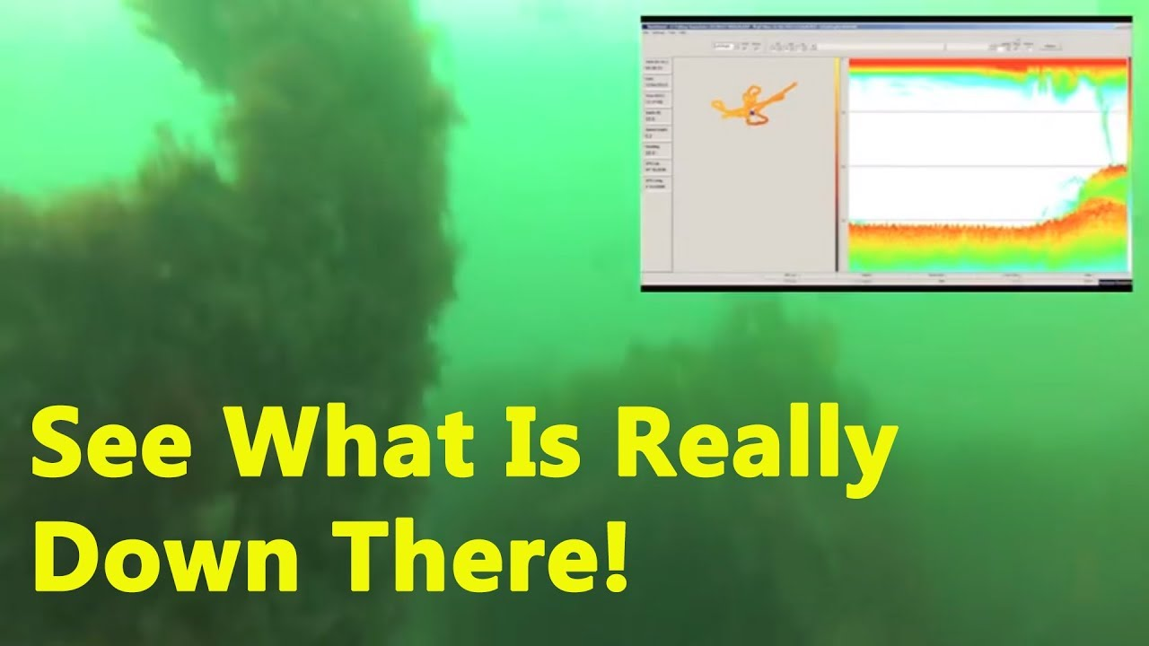 how to read your fishfinder humminbird 798 youtube