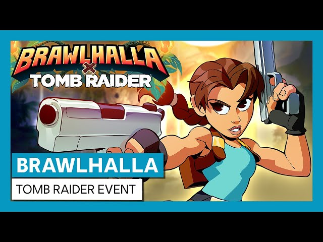 Brawlhalla - Tomb Raider event