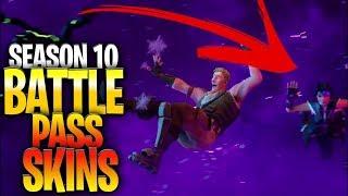 Fortnite Battle Royale Season X - Battle Pass Skins (SEASON 10 SPARKLE SPECIALIST)