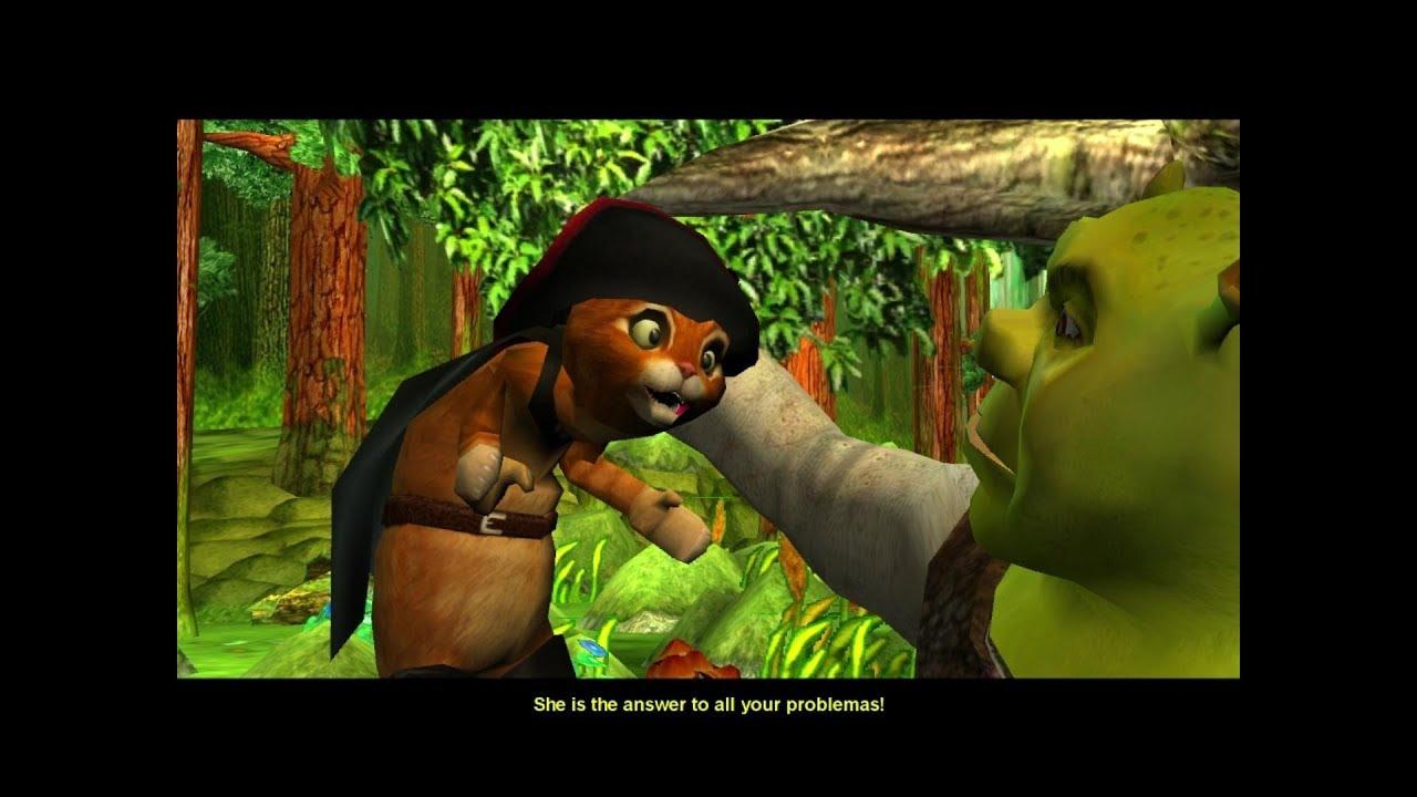 Shrek 2 Team Action Bolum 4 Ogre Killer Youtube