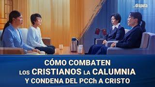 (III) - Cómo combaten los cristianos la calumnia y condena del PCCh a Cristo