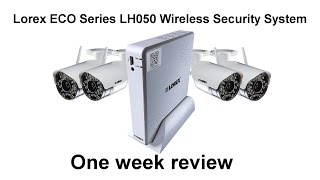 Lorex Eco Series Lh050 Security Camera System Review