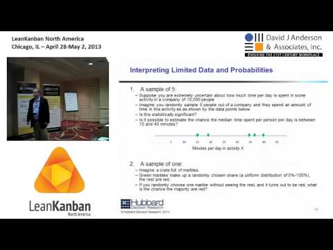LKNA13:  How to Measure Anything: An Introduction from the Author - Douglas Hubbard