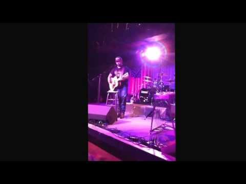 Aaron Lewis 'Redneck Crazy Parody' Thirsty Cowboy, Medina,Ohio 1/24/2014